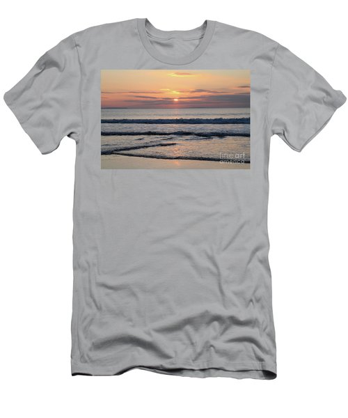 Fanore Sunset 2 Men's T-Shirt (Athletic Fit)