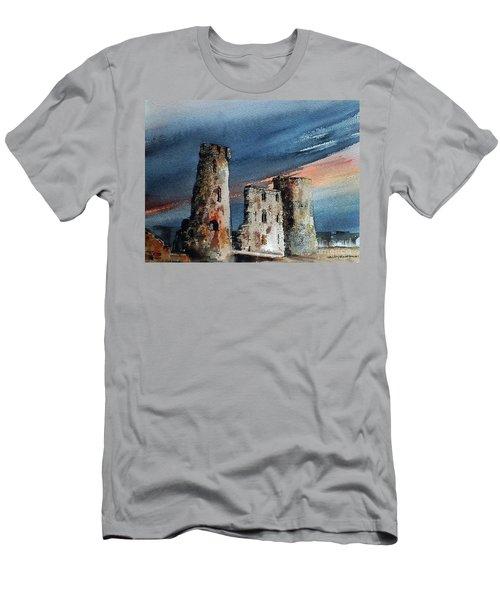 Ferns Castle, Wexford Men's T-Shirt (Athletic Fit)