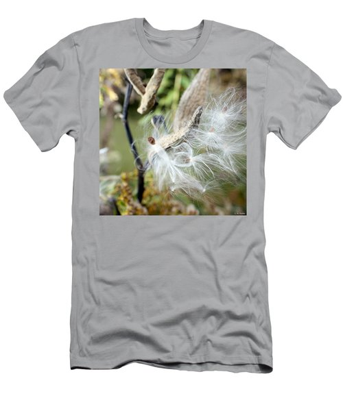 Flight Of The Milkweed Men's T-Shirt (Athletic Fit)