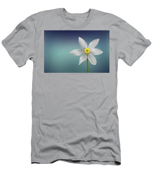 Flower Paradise Men's T-Shirt (Athletic Fit)