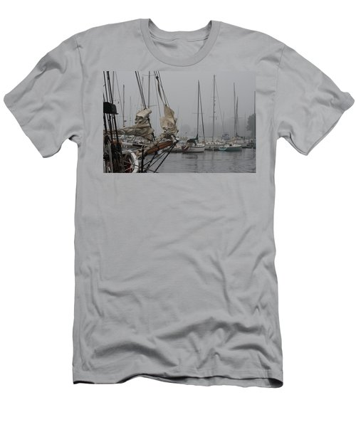 Fogged In Men's T-Shirt (Athletic Fit)