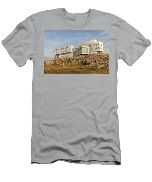 Fogo Island Inn Men's T-Shirt (Athletic Fit)