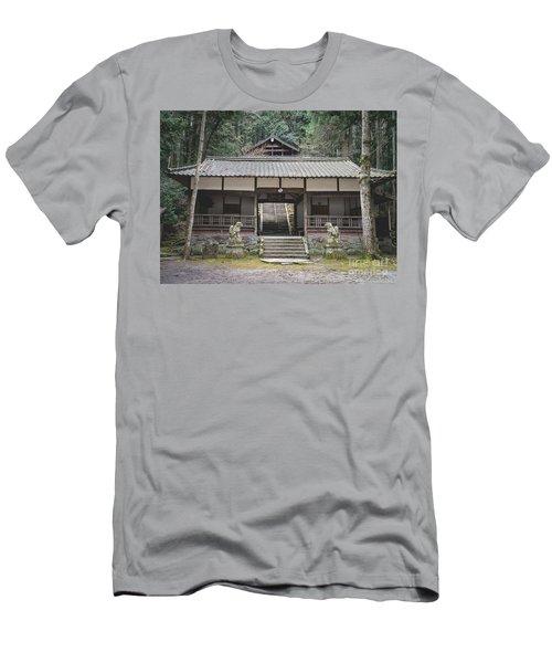 Forrest Shrine, Japan Men's T-Shirt (Athletic Fit)