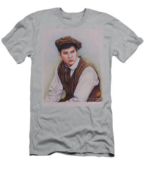 Gilbert Blythe / Jonathan Crombie Men's T-Shirt (Athletic Fit)