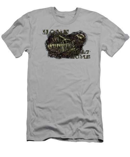 Home Sweet Home Men's T-Shirt (Athletic Fit)