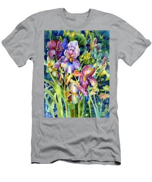 Iris II Men's T-Shirt (Athletic Fit)