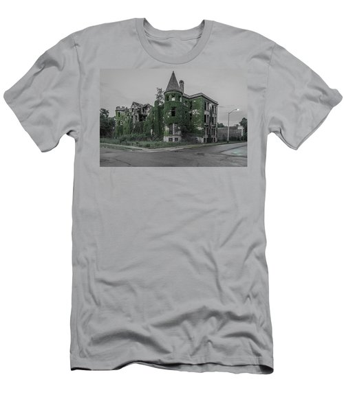 James Scott Mansion  Men's T-Shirt (Athletic Fit)