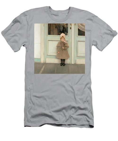 Jeanne Kefer Men's T-Shirt (Athletic Fit)
