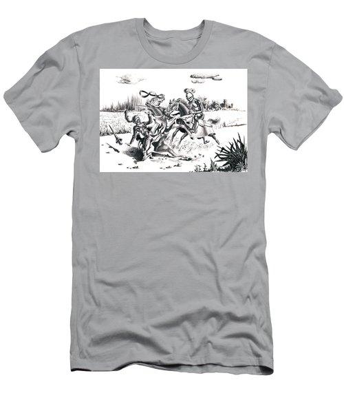 Joust Men's T-Shirt (Athletic Fit)