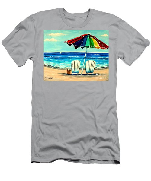 Lazy Days Men's T-Shirt (Athletic Fit)