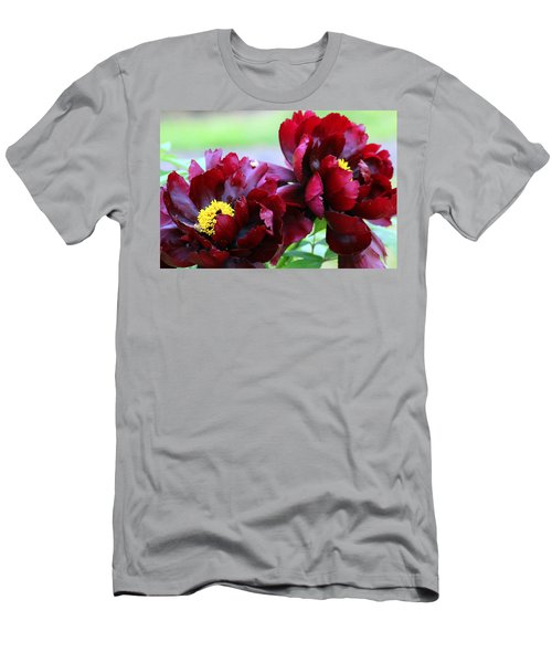 Men's T-Shirt (Athletic Fit) featuring the photograph Living Large by Deborah  Crew-Johnson