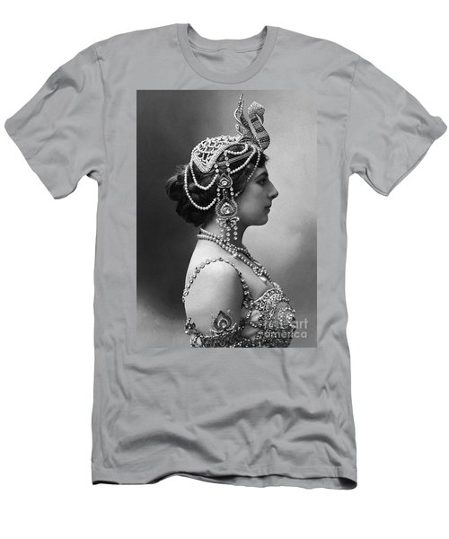 Men's T-Shirt (Athletic Fit) featuring the photograph Mata Hari by Granger