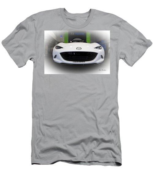 Miata Signed Men's T-Shirt (Athletic Fit)