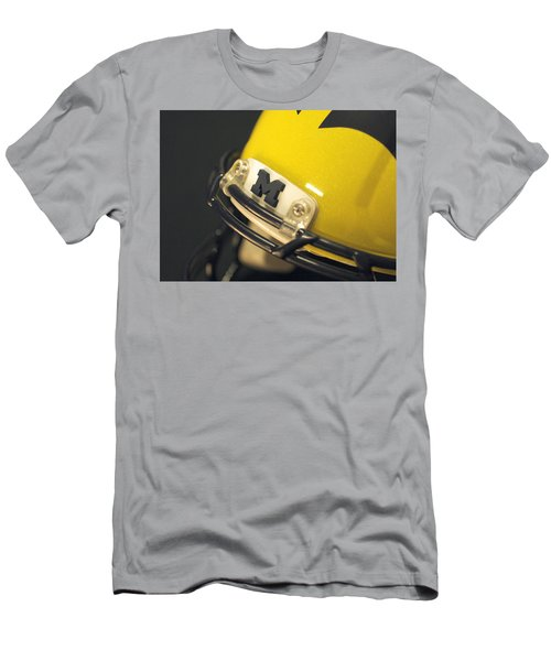 Michigan M Men's T-Shirt (Athletic Fit)