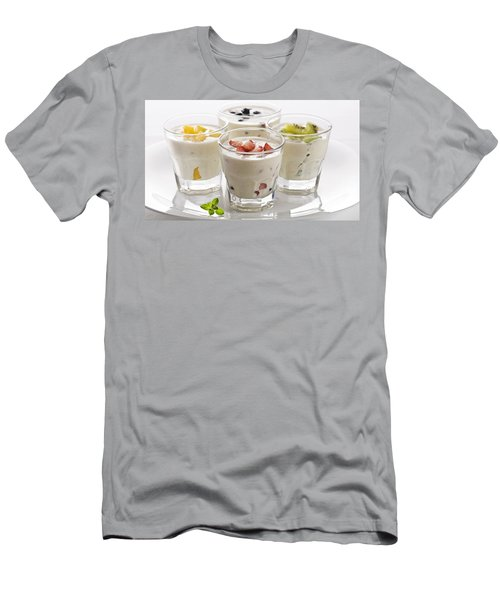 Milk Shake Men's T-Shirt (Athletic Fit)