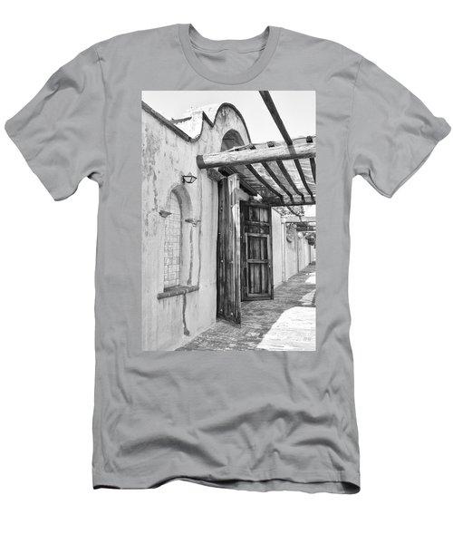 Mission San Gabriel Men's T-Shirt (Athletic Fit)