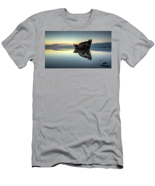 Motueka Sunrise 1 Men's T-Shirt (Athletic Fit)