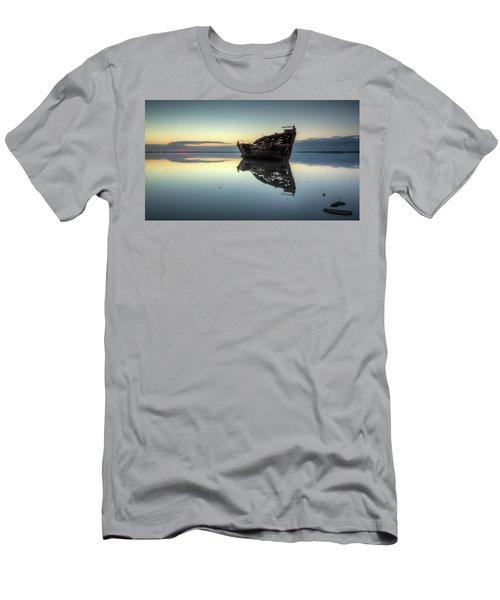 Motueka Sunrise 1 Men's T-Shirt (Athletic Fit)