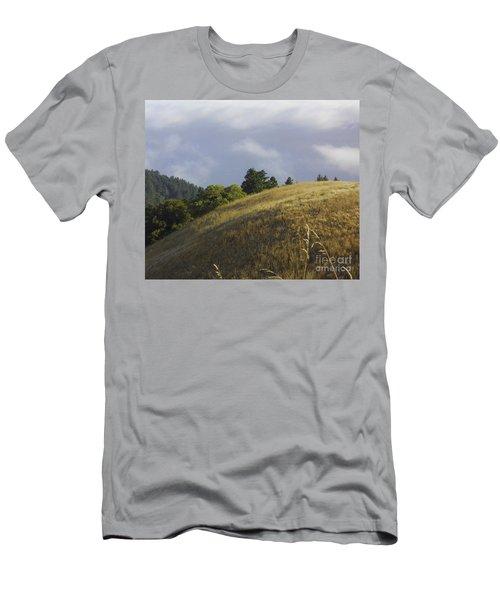 Mt. Tamalpais Study #1 Men's T-Shirt (Athletic Fit)