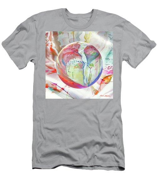 Orbiental Expression Men's T-Shirt (Athletic Fit)