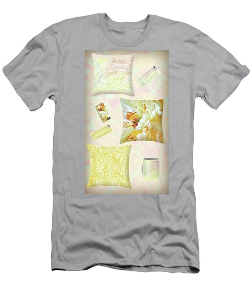 Men's T-Shirt (Athletic Fit) featuring the photograph Pinterest by Nareeta Martin
