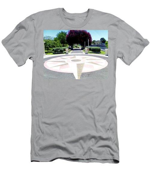 Ponce Urban Ecological Park Men's T-Shirt (Athletic Fit)