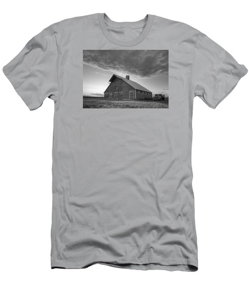 Primary Palouse Colors Men's T-Shirt (Athletic Fit)
