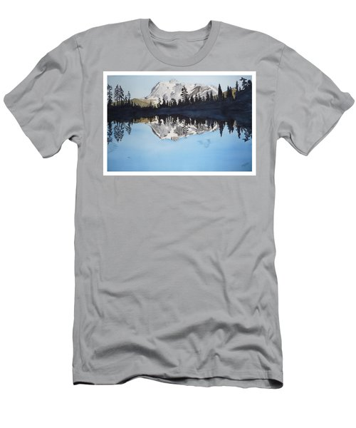 Reflection Lake Men's T-Shirt (Athletic Fit)