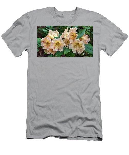 Rhododendron Men's T-Shirt (Athletic Fit)