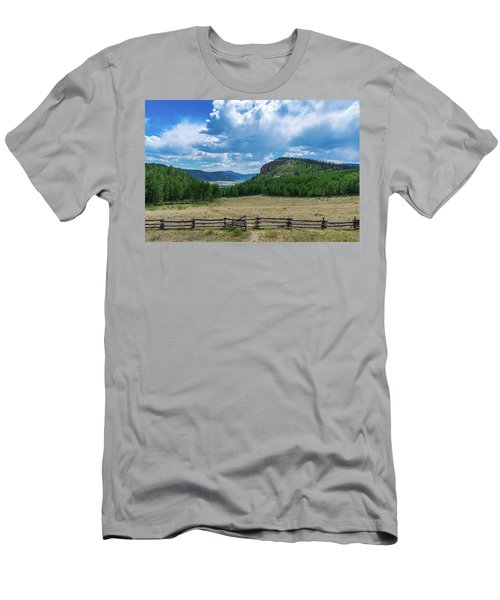Rio Grande Headwaters #3 Men's T-Shirt (Athletic Fit)