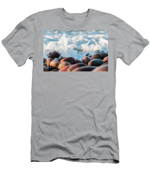 Sea As Art... Men's T-Shirt (Slim Fit) by Sergey Simanovsky
