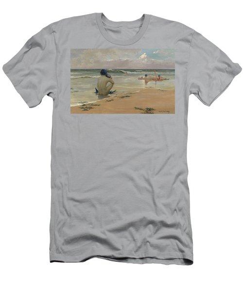 Sea Idyll Men's T-Shirt (Athletic Fit)