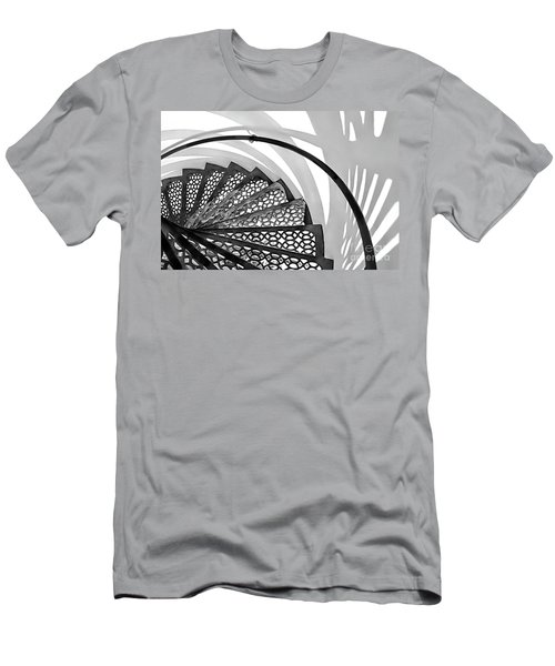 Shadow Lines Men's T-Shirt (Athletic Fit)