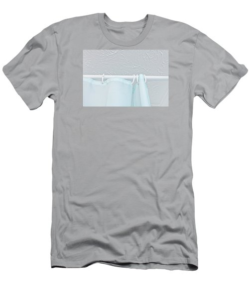Shower Curtain Men's T-Shirt (Athletic Fit)