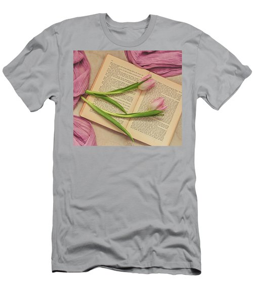 Men's T-Shirt (Athletic Fit) featuring the photograph Spring Beauty 2 by Kim Hojnacki