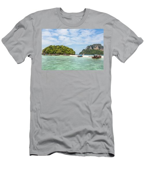 Stunning Krabi In Thailand Men's T-Shirt (Athletic Fit)