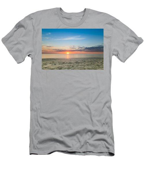 Sundown Men's T-Shirt (Slim Fit) by Christopher L Thomley