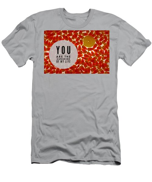Sunshine Men's T-Shirt (Slim Fit) by Bobby Villapando