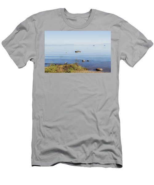Tahoe Ripple Men's T-Shirt (Athletic Fit)