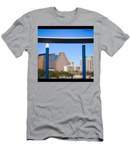 The Calm Before The #sxsw Storm - The Men's T-Shirt (Athletic Fit)