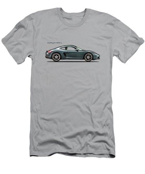The Cayman Men's T-Shirt (Athletic Fit)