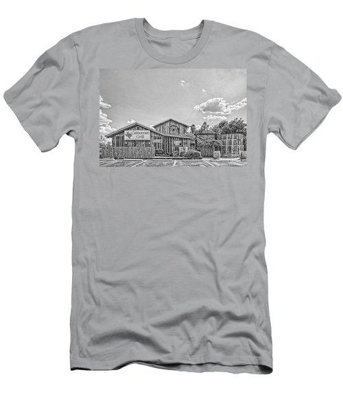 The Cotton Gin Village Men's T-Shirt (Athletic Fit)