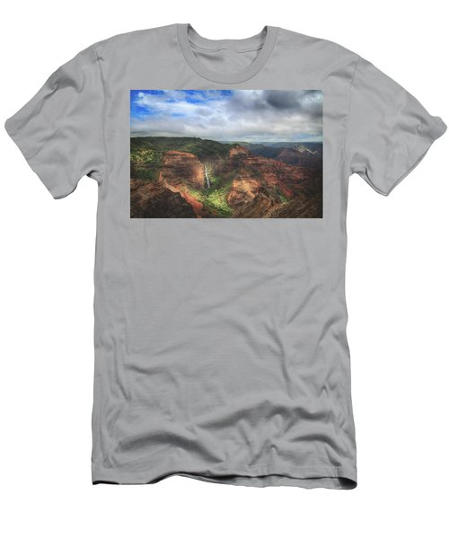 There Are Wonders Men's T-Shirt (Slim Fit) by Laurie Search