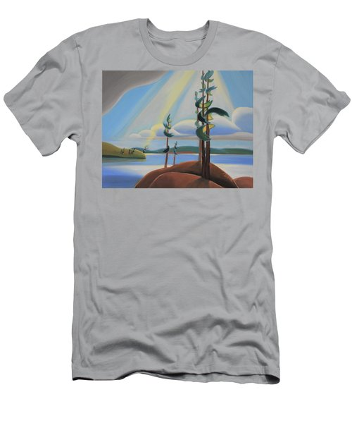 To The North Men's T-Shirt (Athletic Fit)