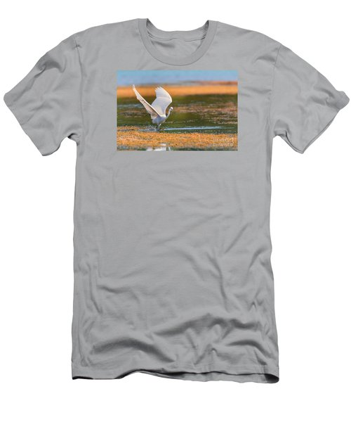 Wading Men's T-Shirt (Athletic Fit)