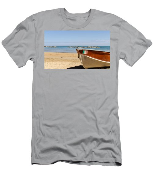 Waiting Summer Men's T-Shirt (Athletic Fit)