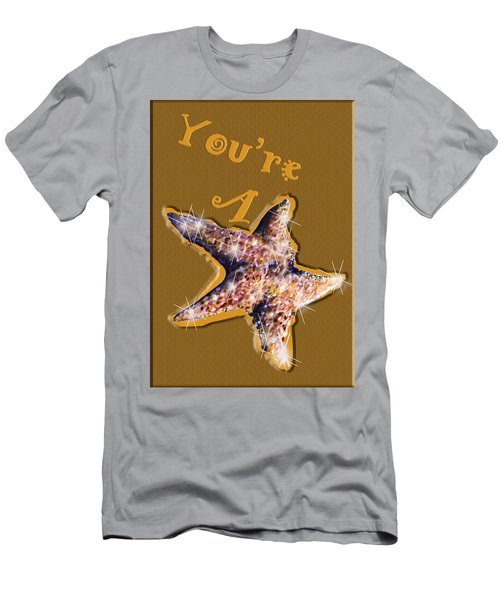 You're A Star  Men's T-Shirt (Athletic Fit)