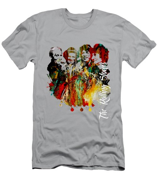 The Rolling Stones Collection Men's T-Shirt (Athletic Fit)