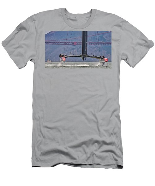 Watercolors Men's T-Shirt (Athletic Fit)
