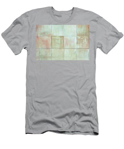 Tiles Men's T-Shirt (Athletic Fit)